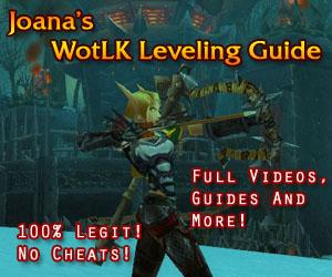 Joana's Leveling Guide